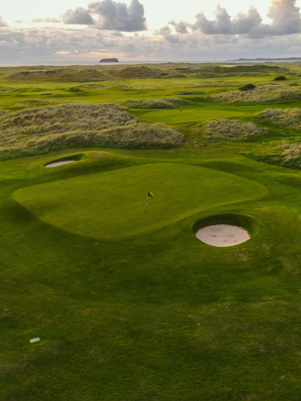 Ballyliffin Golf Club Pollan Links