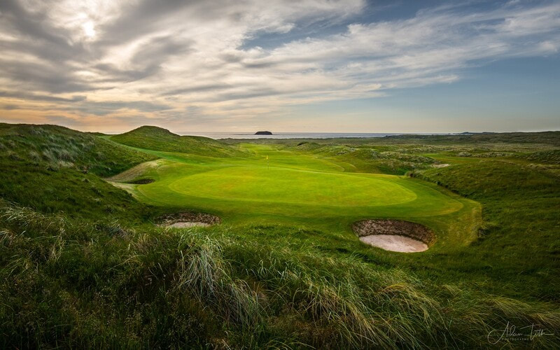 Ballyliffin Golf Club 13th Glashedy Links