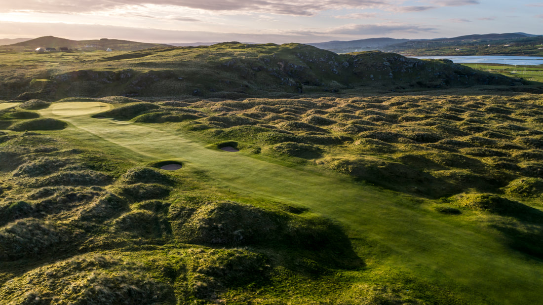 Ballyliffin Golf Club Glashedy Links 3rd