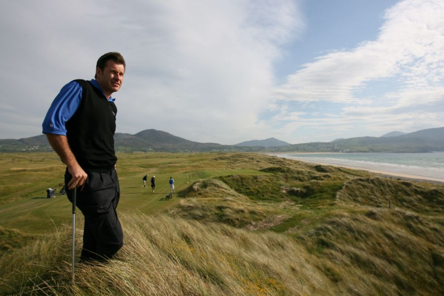 Ballyliffin Golf Club Sir Nick Faldo